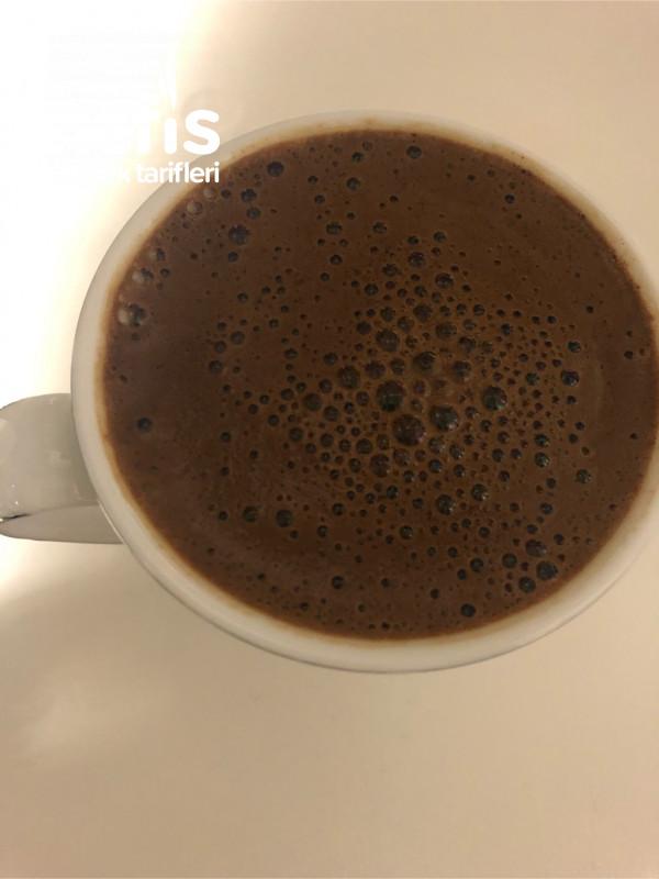 Bol Köpüklü Türk Kahvesi ( Cezvede)