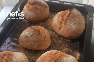 Dışı Çıtır Çıtır İçi Yumuşacık Ekmek Tarifi