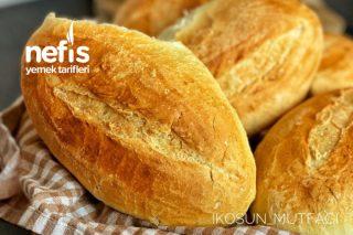 Dışı İnce Çıtır İçi Yumuşacık Ekmek Tarifi