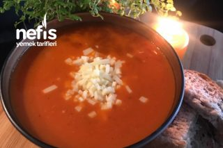 Domates Çorbası(Enfes) Tarifi