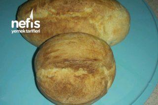 Katkısız Evde Ekmek Tarifi