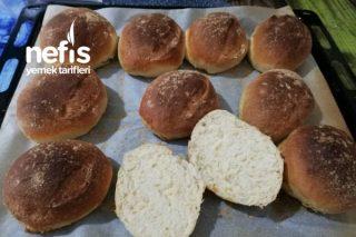 Sütlü Mini Baget Ekmeklerim Tarifi
