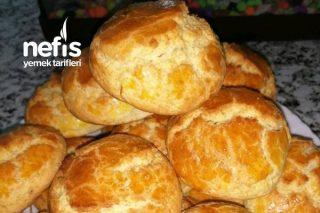 Yoğurt Kurabiyesi (Pastane Tarifi)