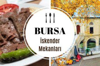 Bursa'da En İyi İskender Kebap Nerede Yenir? Tarifi