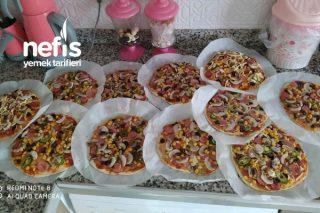 Dondurucu İçin Pizza Tarifi