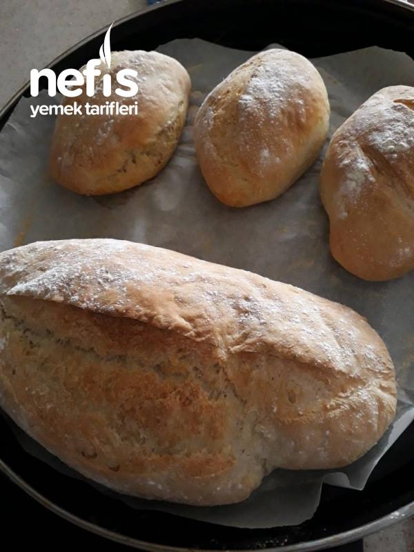 Ekmek Yapılışı