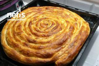 El Açması Patatesli Peynirli Börek Tarifi