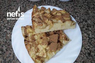 Elmalı Kek (Çocuklar Bu Tarifi Çok Sevecek Yumuşacık Kek)