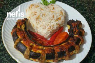 Fırında Enfes Patlıcan Kebabı Tarifi