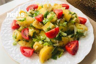 Klasik Patates Salatası Tarifi