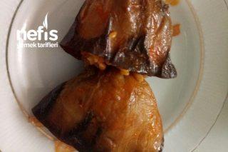 Kuru Patlıcan – Biber Dolması Tarifi