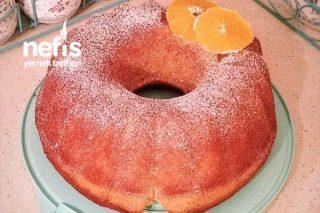 Portakalı Kek Tarifi