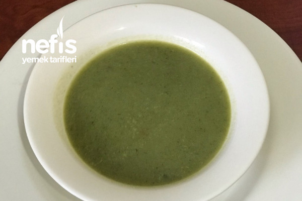 Sebze Çorbası ( Sebze Yemeyen Çocuklara ) Tarifi