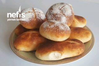 Virüs Günlerinde Ev Ekmeği Tarifi