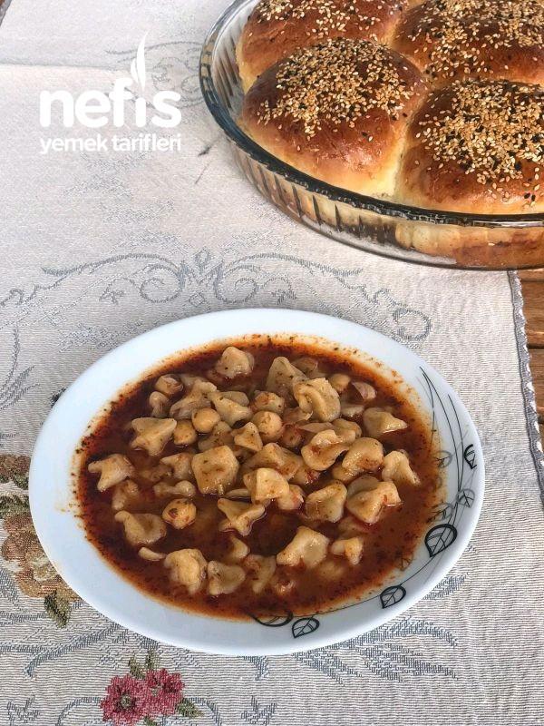 Yüksük Çorbası (Adana Yöresi)