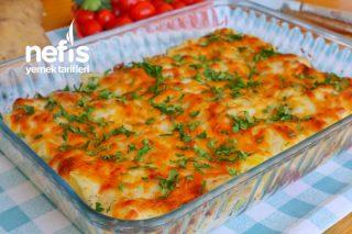 Beşamel Soslu Muhteşem Lezzet - Fırında Patates Tarifi
