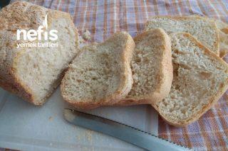 Beyaz Ekmek (Ekmek Yapma Makinasında) Tarifi