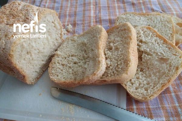 Beyaz Ekmek (Ekmek Yapma Makinasında)