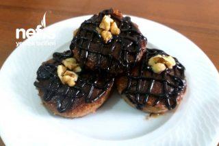 Çikolata Soslu Mini Sufle Tarifi