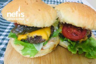 Evde Hamburger Nasıl Yapılır? (videolu)