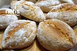 Evde Minik Ekmek Yapımı Tarifi