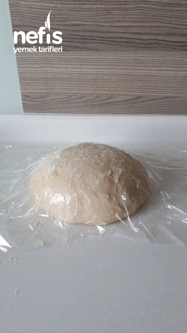 Hamburger Ekmegi (Buzluga At Dondur)