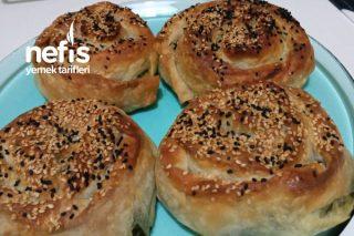 Ispanaklı Börek (Muhteşem Bir Lezzet) Tarifi