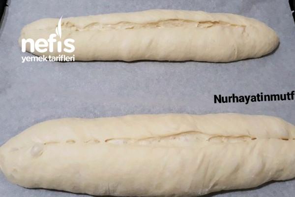 Ev Yapımı Somun Ekmekler