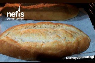 Ev Yapımı Somun Ekmekler Tarifi