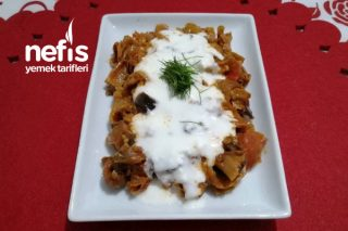 Kuru Patlıcan, Biber, Kabak Kavurması Tarifi