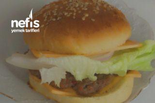 Leyla'nın Ev Usulü Hamburgeri Tarifi
