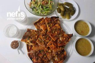 Pizza Menüm Tarifi