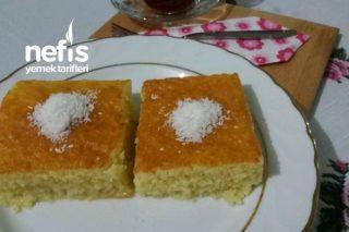 Şerbeti Sütlü 5 Dakika Pastası Tarifi