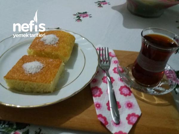 Şerbeti Sütlü 5 Dakika Pastası