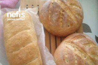 Az Malzemeli Çabuk Yapılan Yumuşacık Somon Ekmek Tarifi