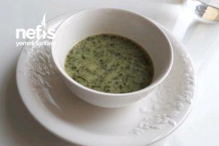Bulgurlu Ispanak Çorbası Tarifi