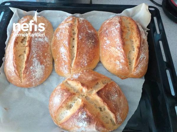 Evde Sıcacık Ekmek Tarifim