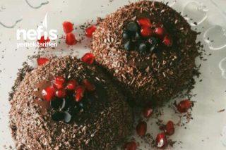 Fincanda Damla Çikolatalı Lokum (Bayılacaksınız) Tarifi