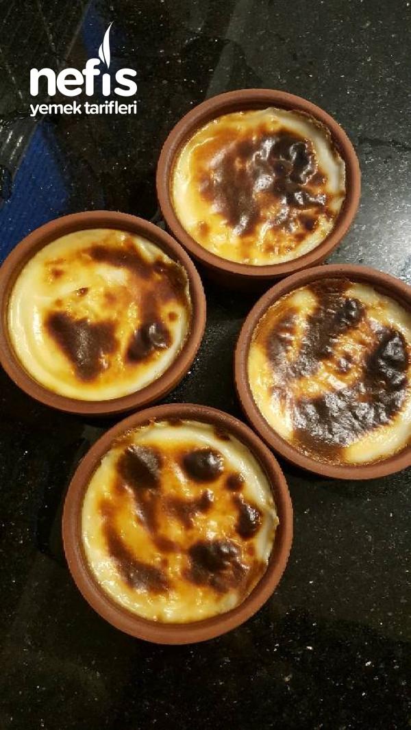 Fırın Sütlaç (Pastane Usulü)
