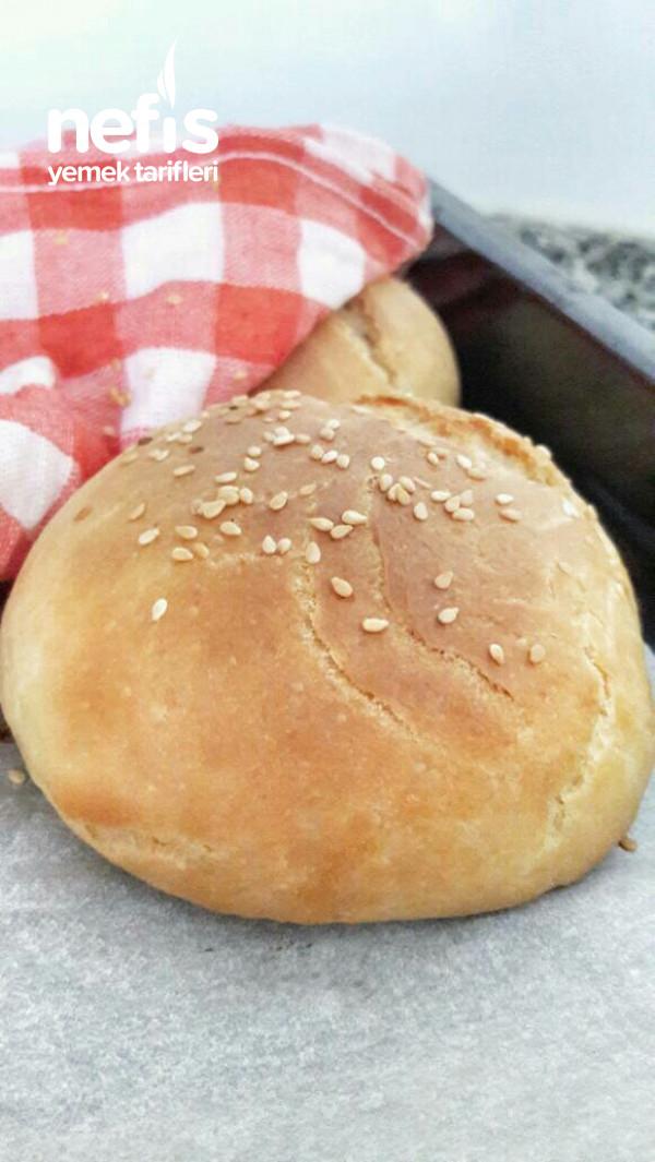 Hamburger Ekmeği (Mega Boy Ekmek)