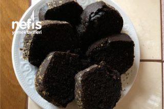 Kakaolu Browni Tadında Kek Tarifi