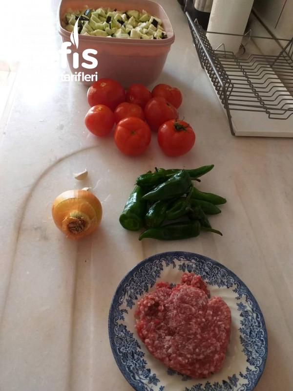 Kıymalı Patlıcan