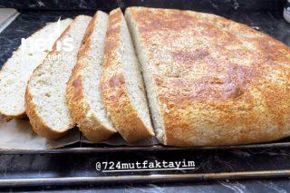 Mayasız Ekmek (Mayalandırmaya gerek yok) Hamursuz Tarifi