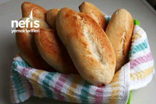Minik Ekmek Dışı Çıtır İçi Yumuşak Tarifi