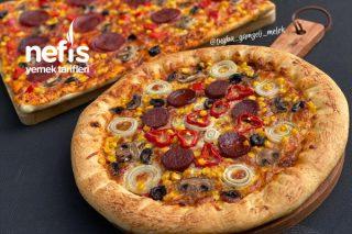 Ödüllük Lezzette Pizza Tarifim