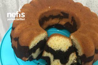 Sade Kakao Portakal Karışımı Kıvamlı Kek Tarifi