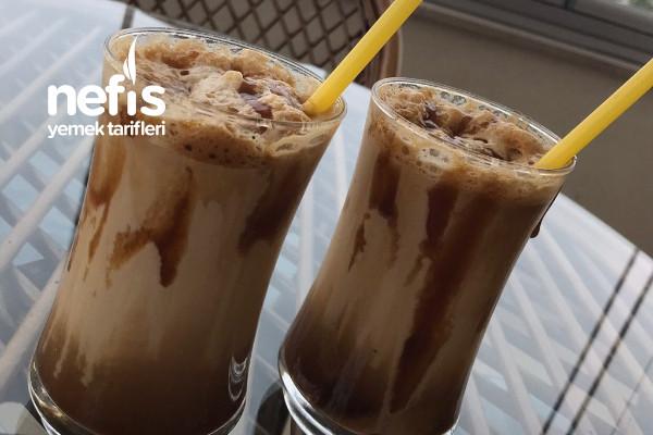 Starbucks İced Caramel Macchiato Tarifi