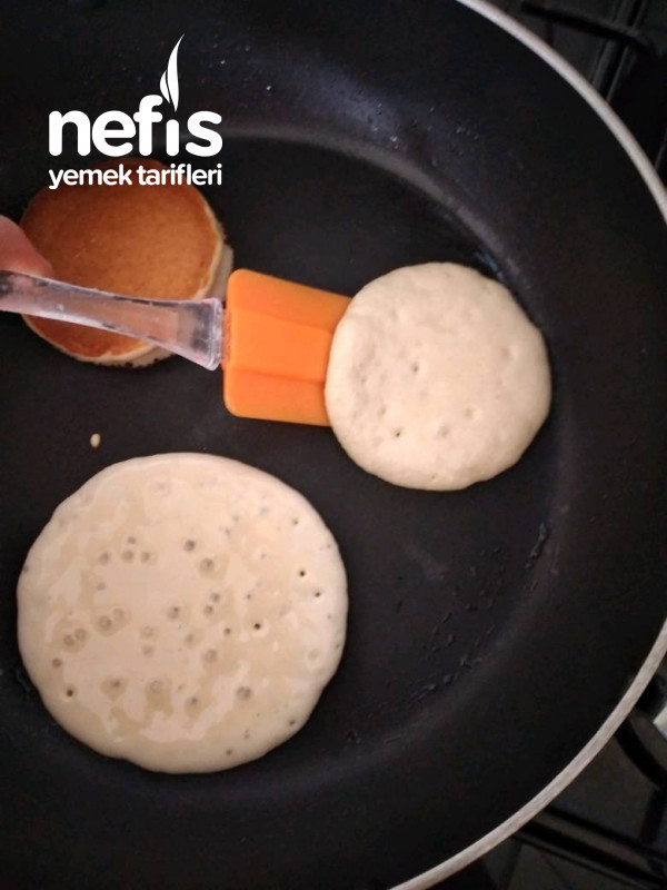 Süt Dilimi/süt Burger Hazırları Aratmayan