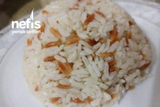 Tam Kıvamında Pirinç Pilavı Tarifi