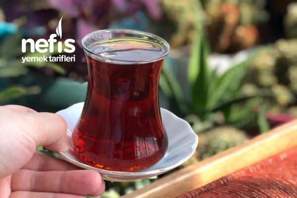 Tiryakinin Çayı Tarifi